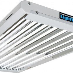 LightWave T5 48-HO (432 W) 4ft 8-tube (1190 x 640 x 60mm)