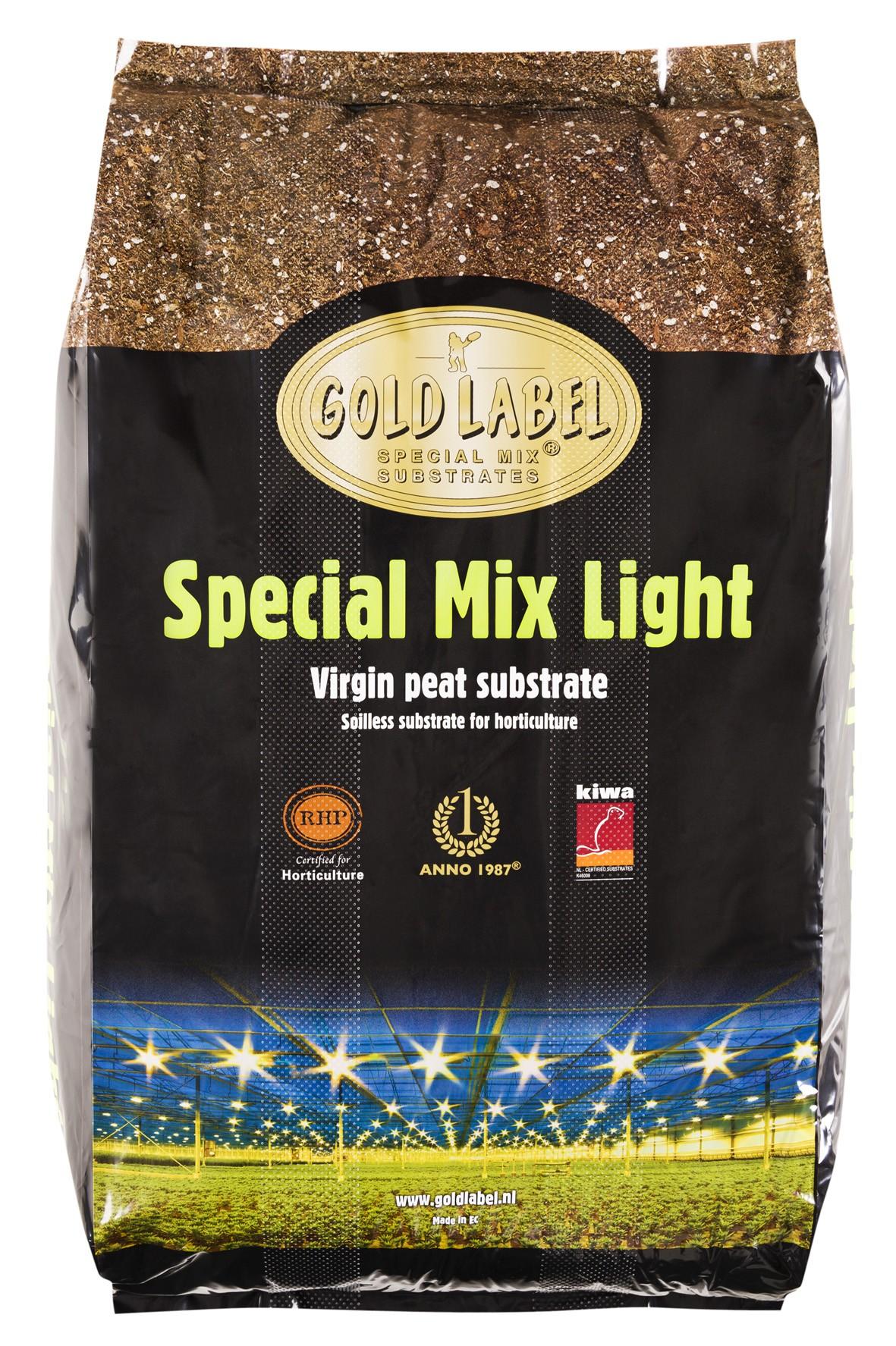 Gold Label Special Mix Light 50L