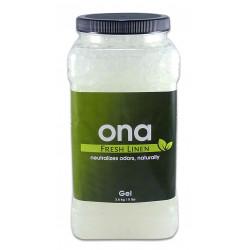 Ona Gel Fresh Linen Jar 4л.