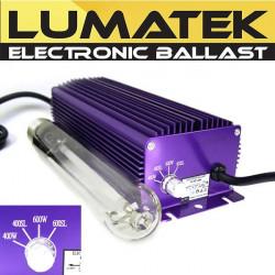Затъмняващ дигитален баласт Lumatek Ultimate Pro 600W