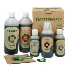 Bio Bizz Starters Pack - комплект от всички нужни торове