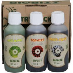 Bio Bizz TryPack Stimulant - комплект стимулатори