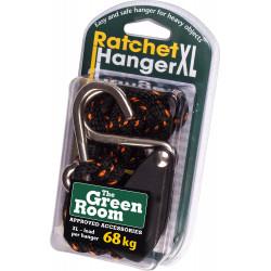 Ratchet Hanger XL - държач със стоманен карабинер