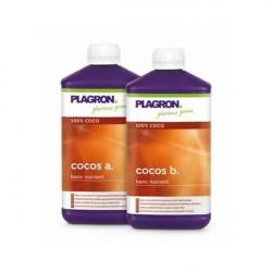 Cocos A&B 1л. - основен тор за коко субстрат