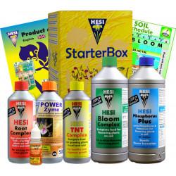 HESI StarterBox Soil - комплект торове за почва