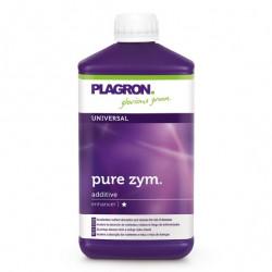 Pure Zym Plagron 1л. - почвен подобрител с ензими