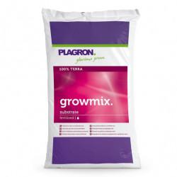 Growmix 100% TERRA 25л./ 50л. - обогатен почвен субстрат