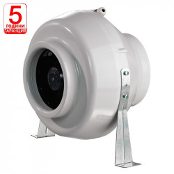 Centro 100 GI (250м3/ч) - центробежен вентилатор с контролер