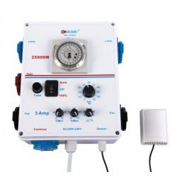 Mini Controller - 7 amp. -...