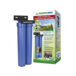 Garden Grow 480 (20л./ч.) - пречиствателна система с 2 филтъра