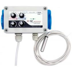 GSE Контролер на влажността, температурата и отрицателното налягане 3А (2вентилатора)