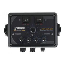 Twin Controller HUMI 12+12amp - котролер на температура и влажност