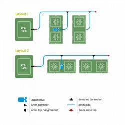 Easy2grow 4 System Autopot - напоителна система
