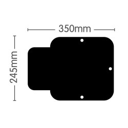 KindLED K5 XL750 LED осветление за вътрешно отглеждане