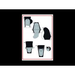 Root Tex Pot  3,8л. - Бяла саксия от геотекстил (кръгла)