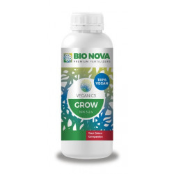 Veganics Grow - 100% органичен тор за растеж