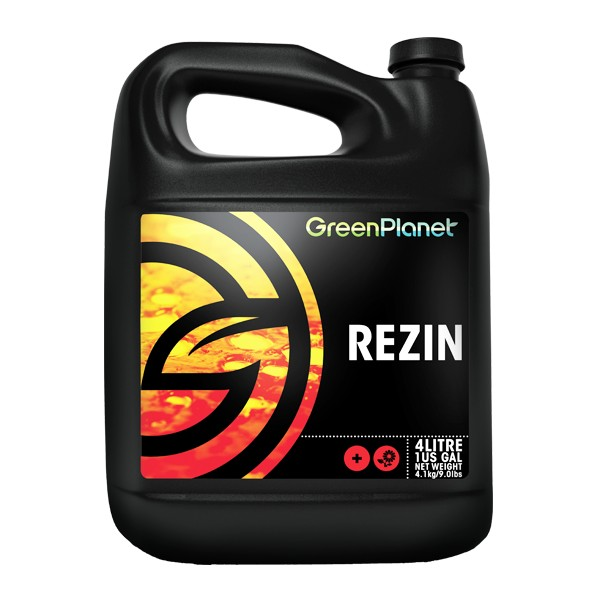 REZIN 1л./ 4л. - цъфтежен стимулатор за повече вкус и аромат