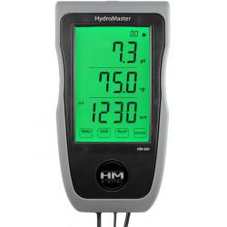 HM-500 HydroMaster - комбиниран уред за pH/EC и температура