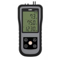 HM-200 Digital - комбиниран уред за pH/EC/TDS и температура