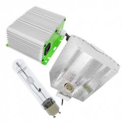 LUMii EU Solar 315W CDM Fixture and GRO Lamp Kit