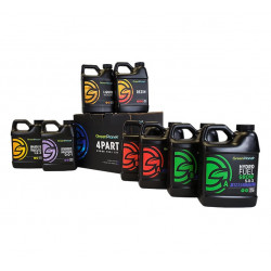 4 Part Hydro Fuel Kit - Комплект 500,мл.