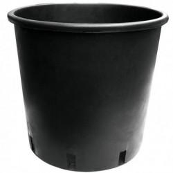 Саксия кръгла PB - 9.5L - 24х24 см