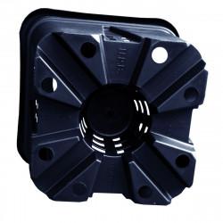 Super Vega Black 9л. 25х25х25.5см
