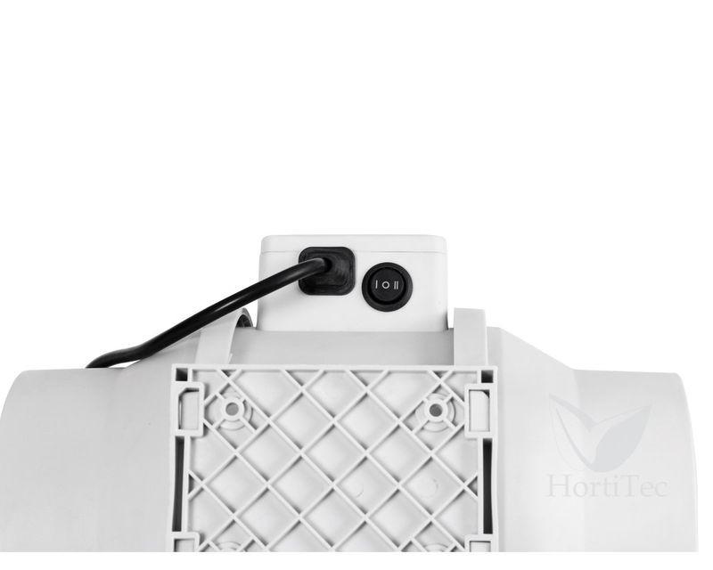 Vanguard EXTRACTOR TT 100мм/ 187(m³/h) (2 VEL) - Турбинен вентилатор