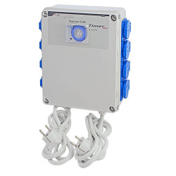 G-systems Timer Box 8x600W...